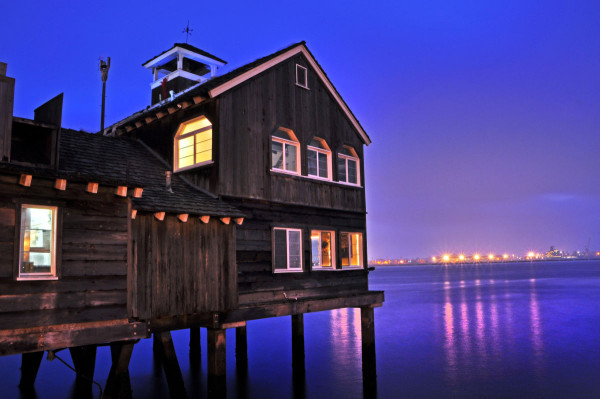 House Atop the Waterway-1